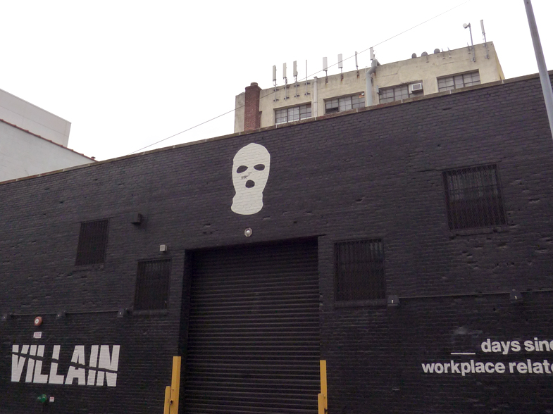 Villain, Williamsburg (Brooklyn), 2012